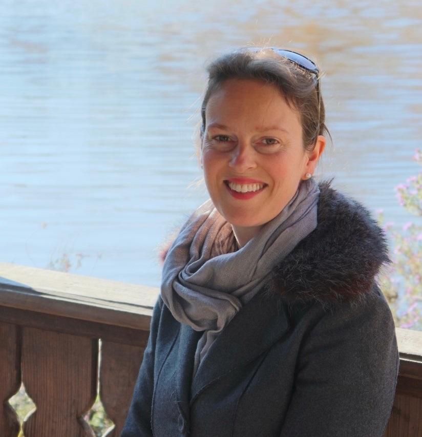 Profile image - Melanie Shaw