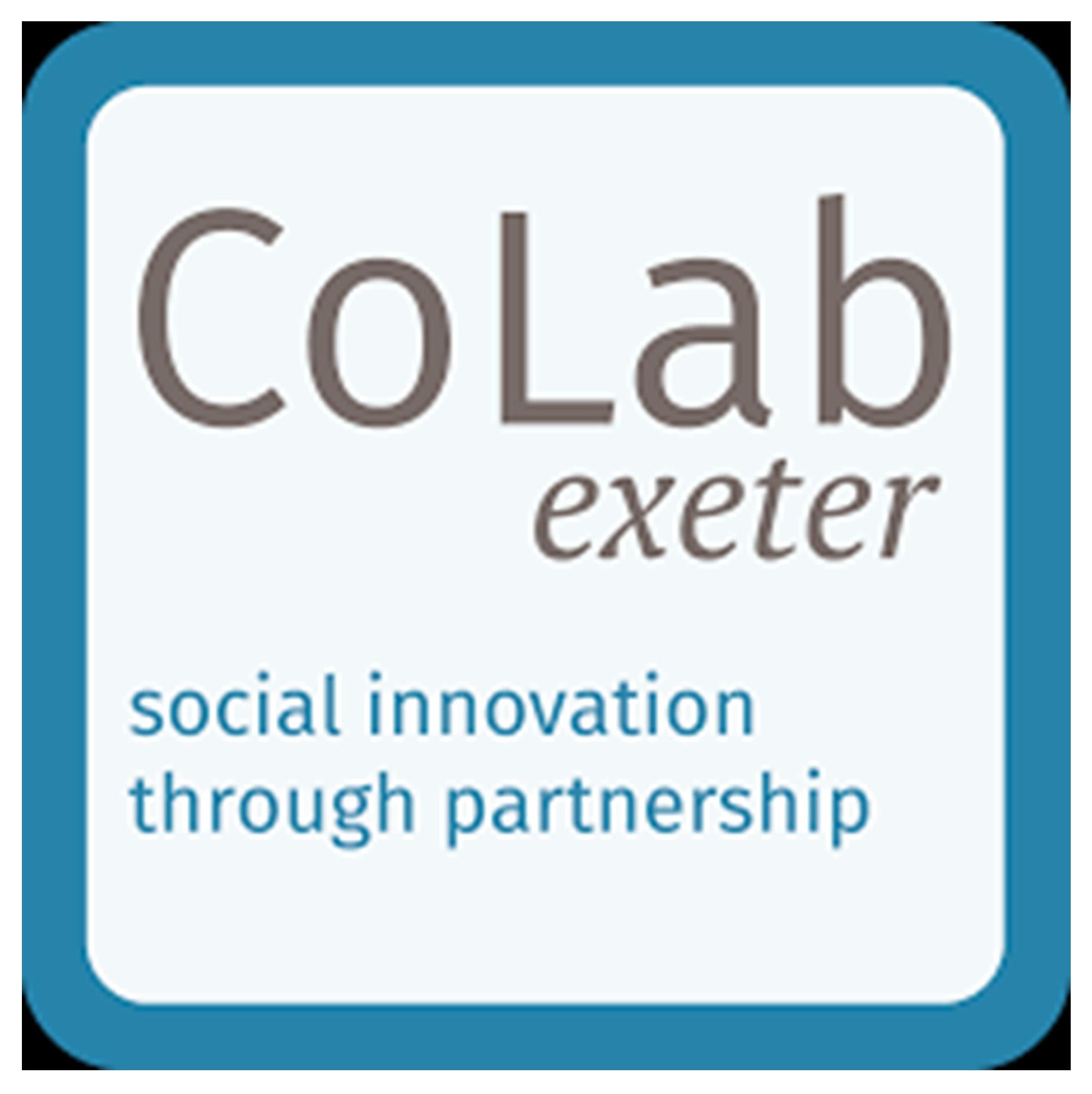 Exeter CoLab logo